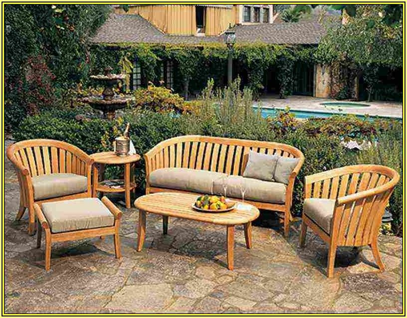Best Teak Patio Furniture