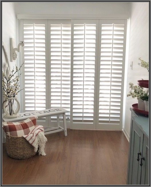 Best Window Treatments For Patio Doors