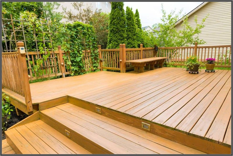 Best Wood For Patio Deck