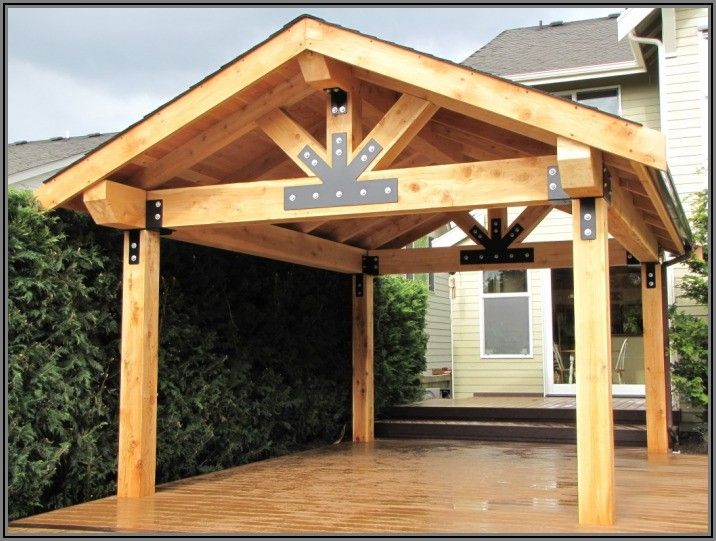 Best Wood For Patio Roof