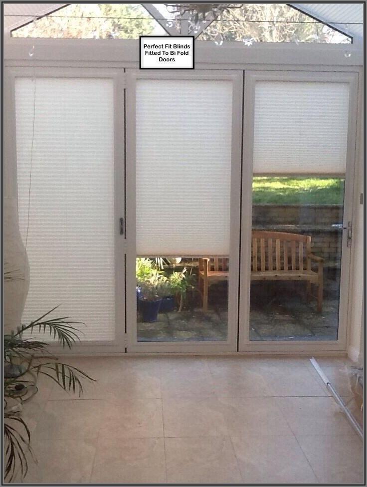 Bi Fold Patio Door Blinds