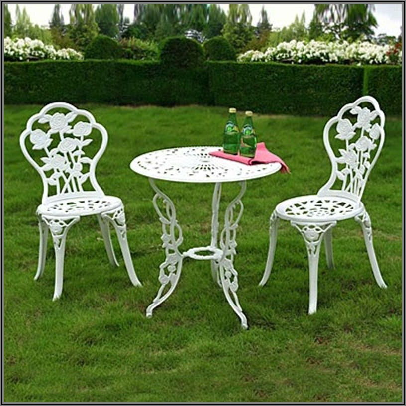 Big Lots Bistro Patio Set