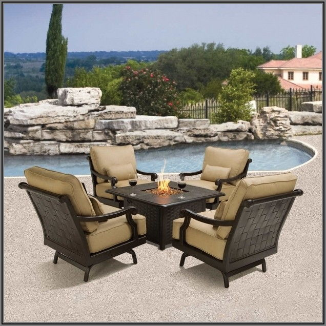 Big Lots Fire Pit Patio Set