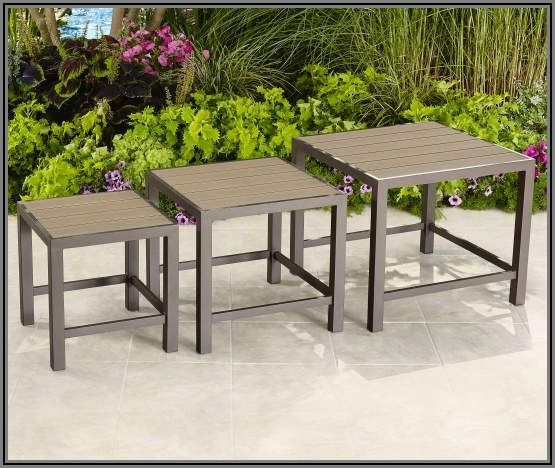 Big Lots Patio End Tables