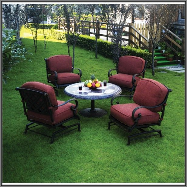 Big Lots Patio Furniture With Fire Pit