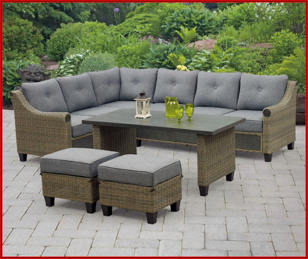 Big Lots Patio Sectional Furniture