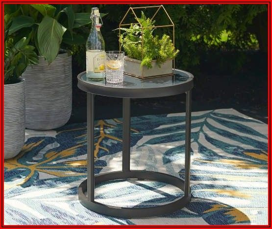 Big Lots Patio Side Tables