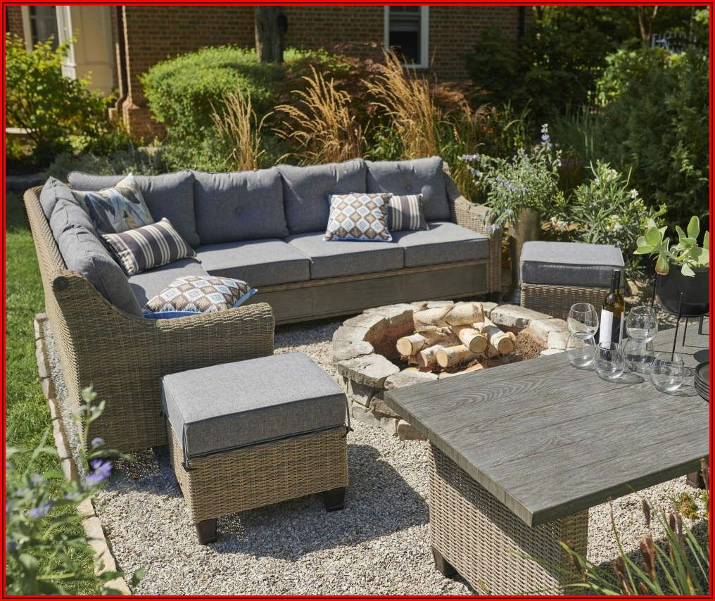 Big Lots Sectional Patio Furniture
