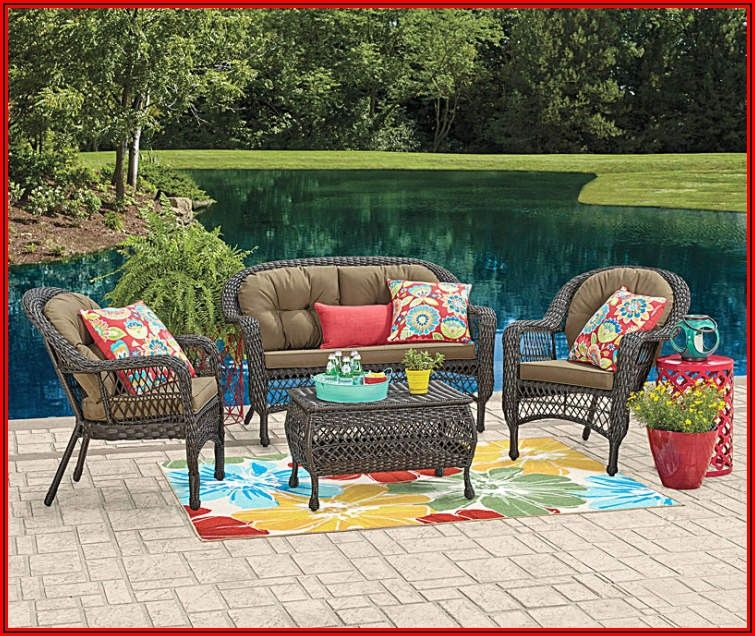 Big Lots Wilson And Fisher Patio Furniture