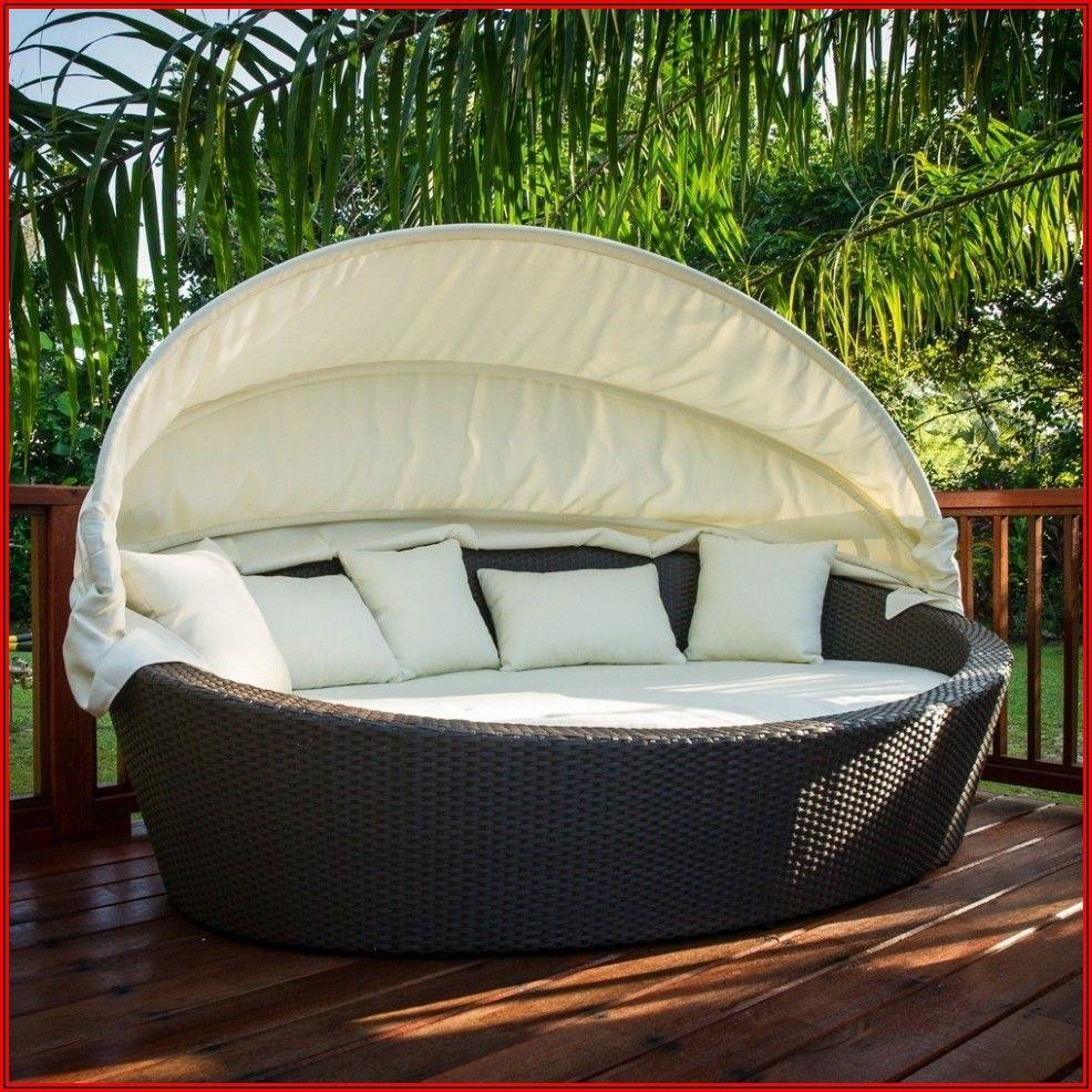 Big Round Patio Chair