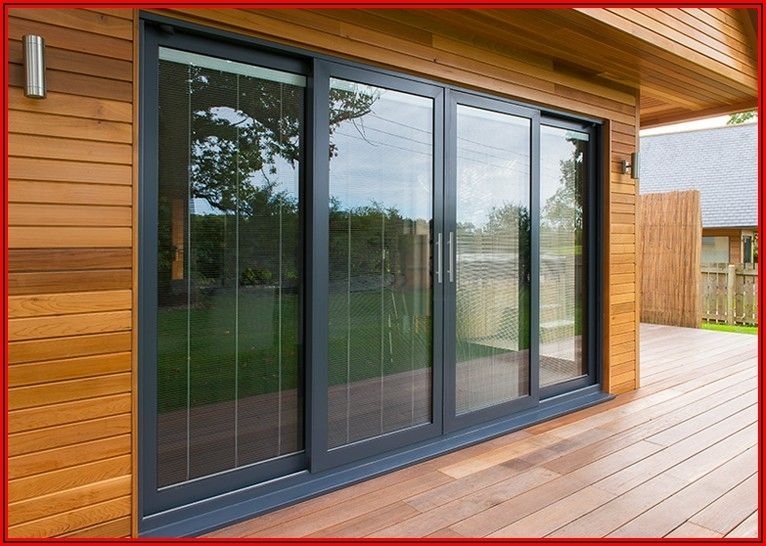 Big Sliding Glass Patio Doors