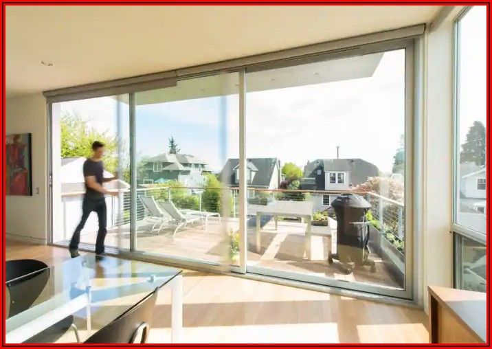Big Sliding Patio Doors