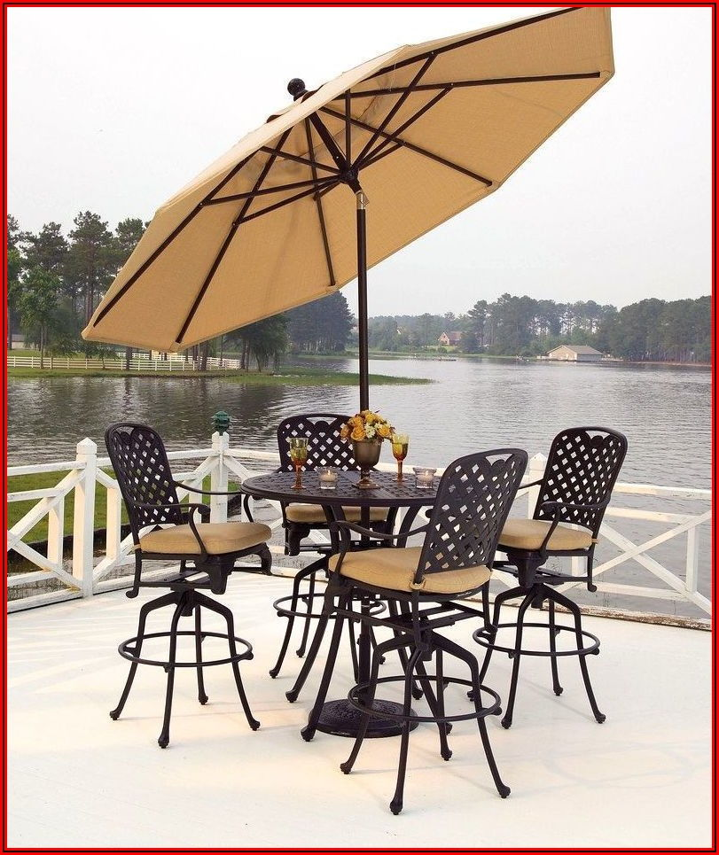 Bishop Parker Patio Furniture
