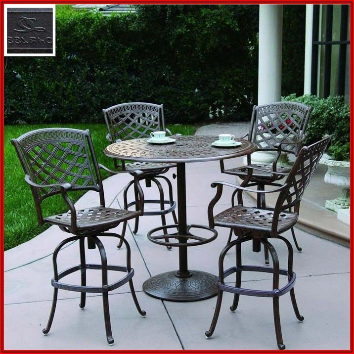 Bistro Height Patio Sets
