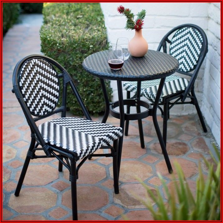Bistro Style Patio Furniture