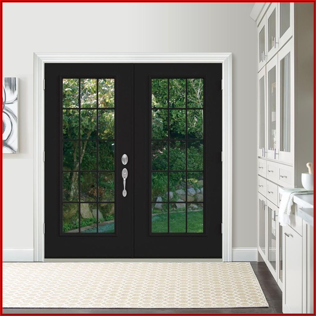 Black French Patio Doors Canada