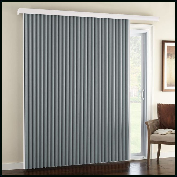 Blackout Vertical Blinds For Patio Doors