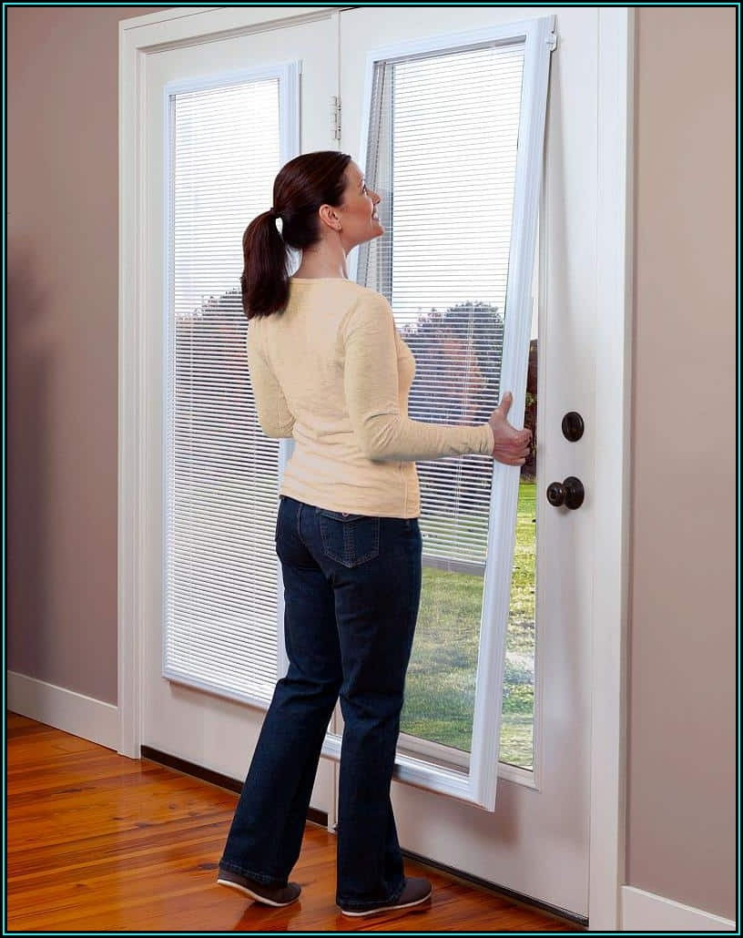 Blind Inserts For Patio Doors