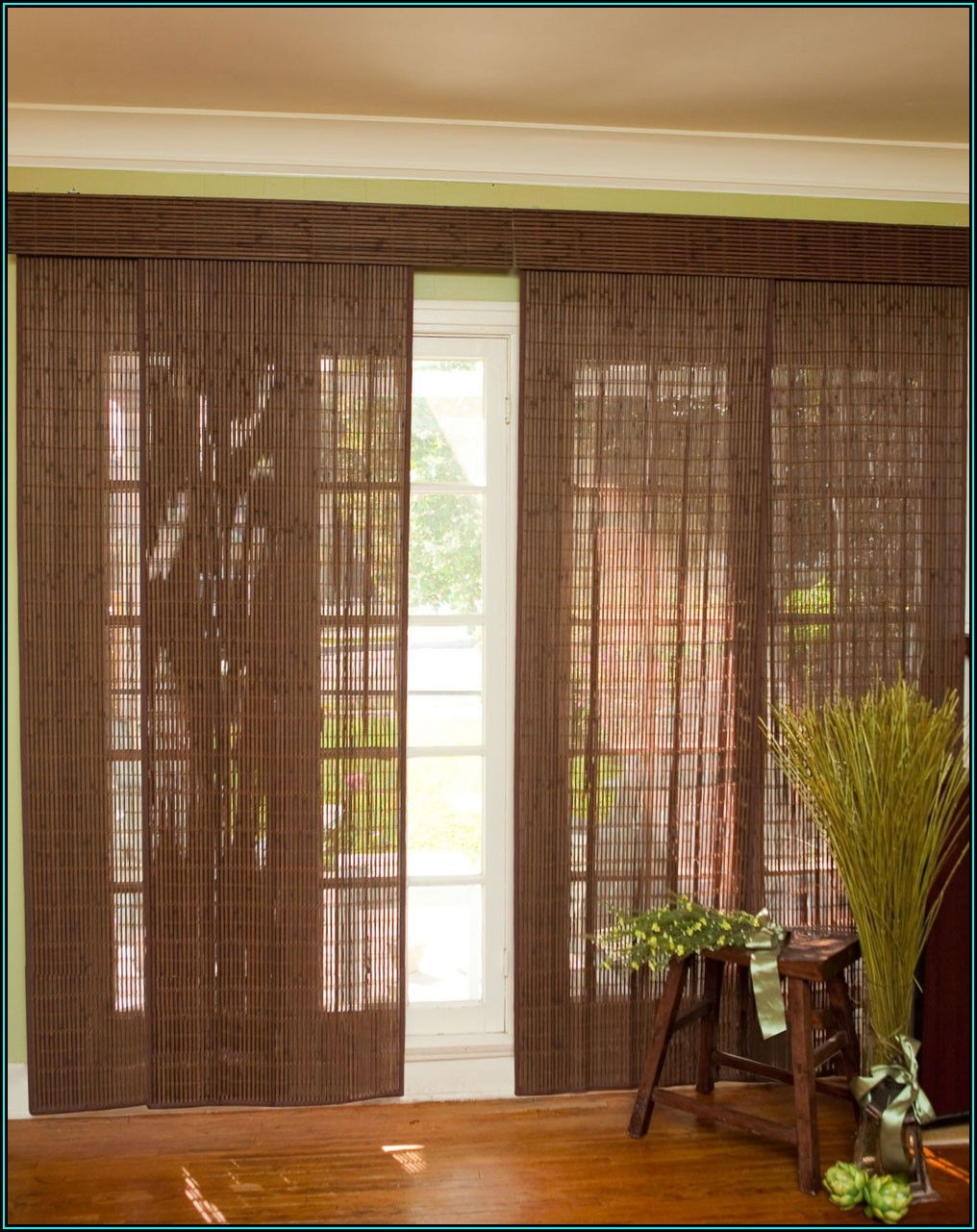 Blinds For Large Sliding Patio Doors