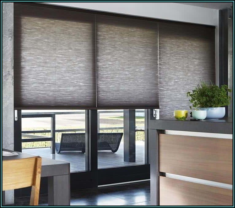 Blinds In Glass Patio Doors