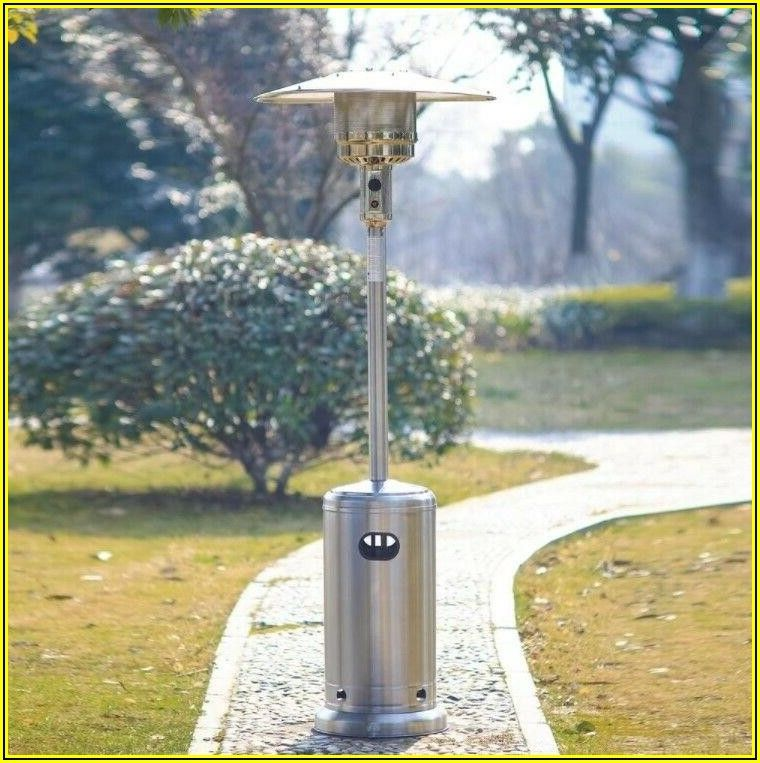 Hampton Bay 48000 Btu Patio Heater