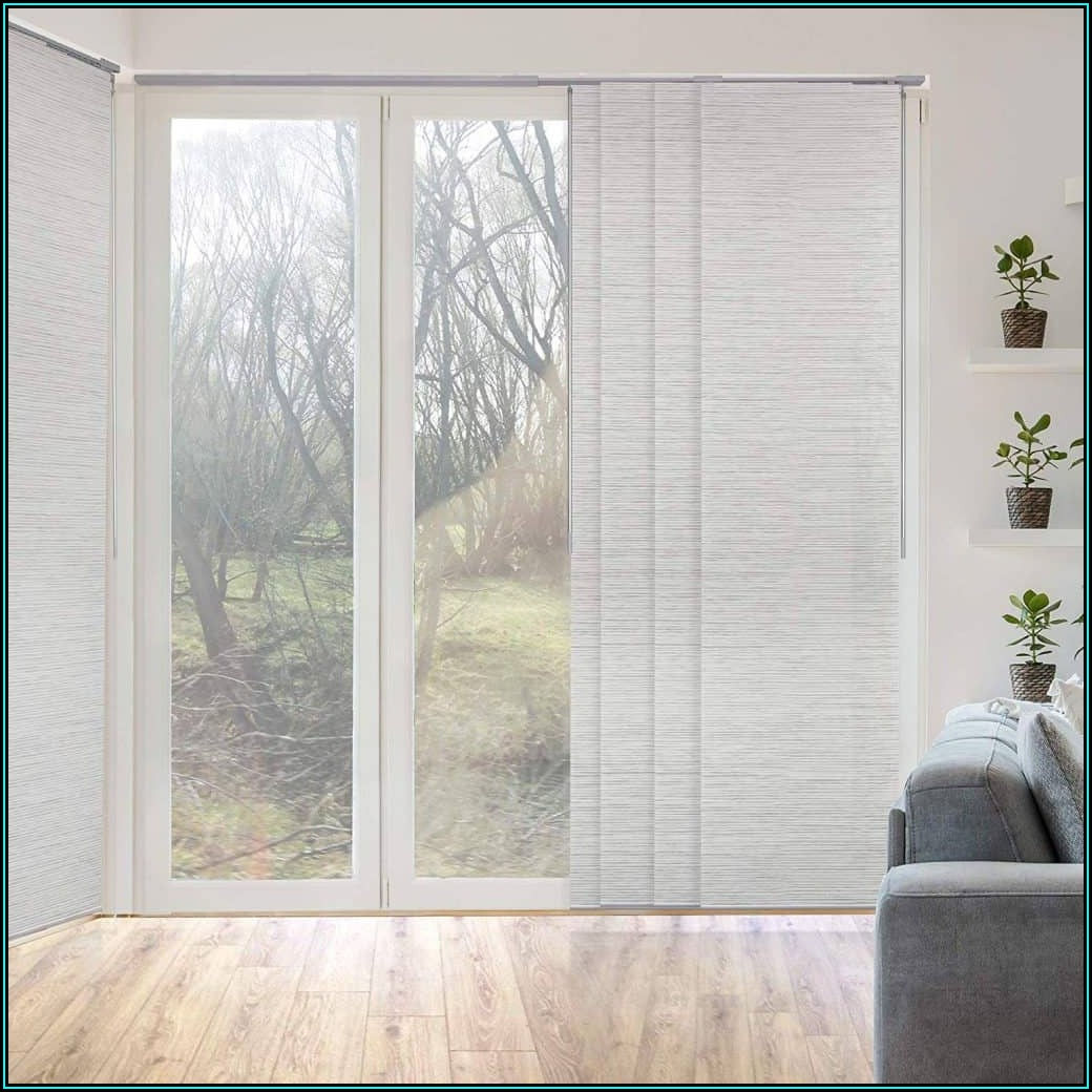 Patio Door Slider Door Blinds