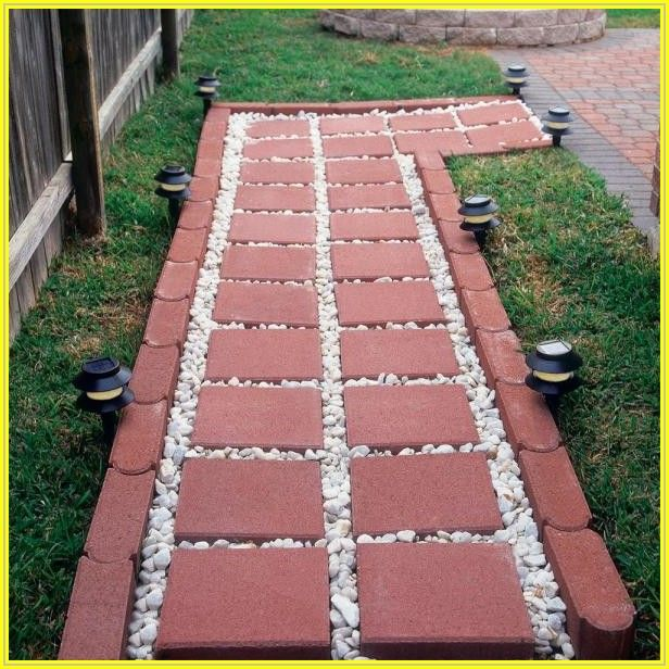 Bricks With Holes For Patio