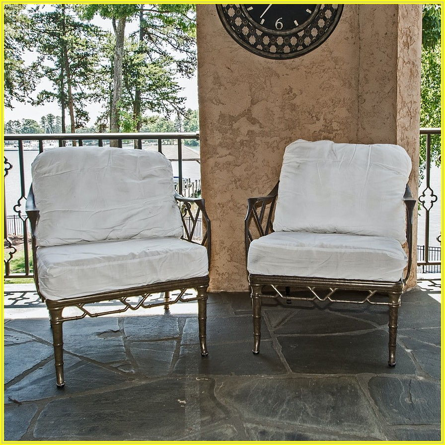 Brown And Jordan Patio Chairs