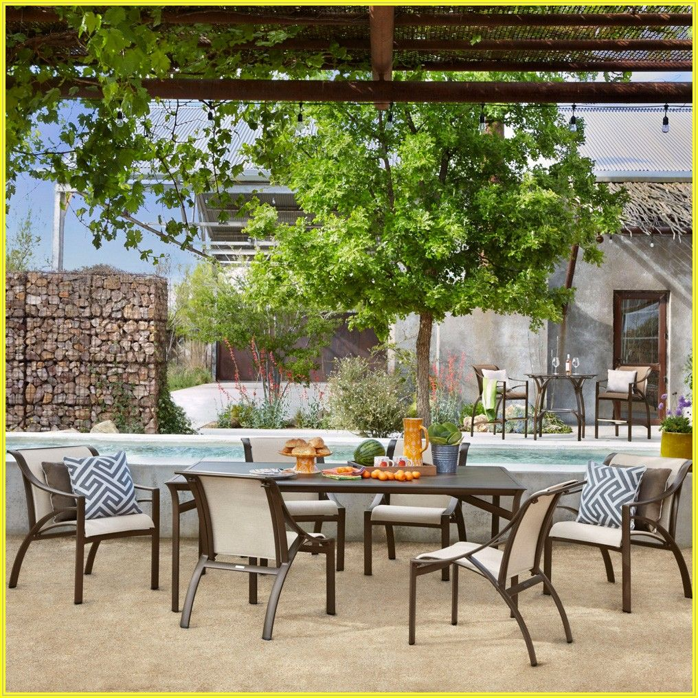 Brown Jordan Aluminum Patio Furniture