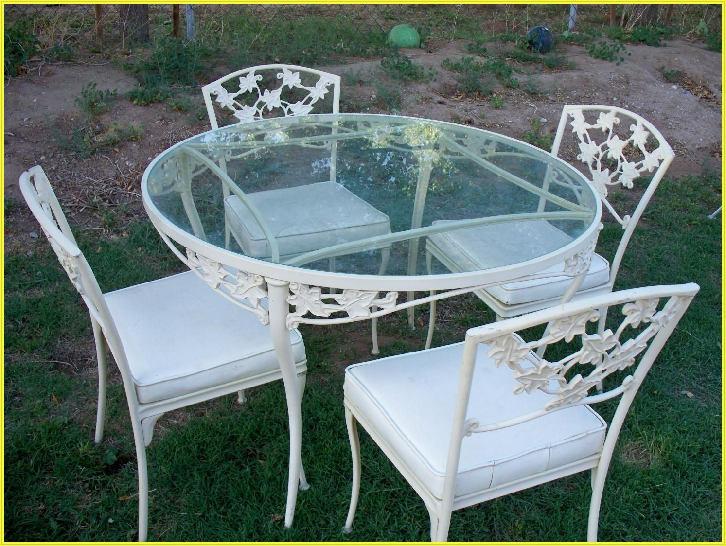 Brown Jordan Vintage Patio Furniture