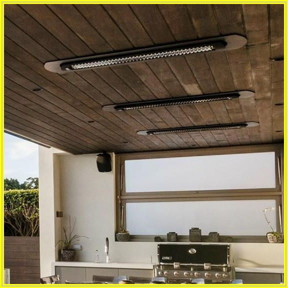 Built In Patio Heaters