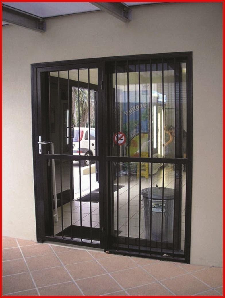 Burglar Bars For Patio Doors