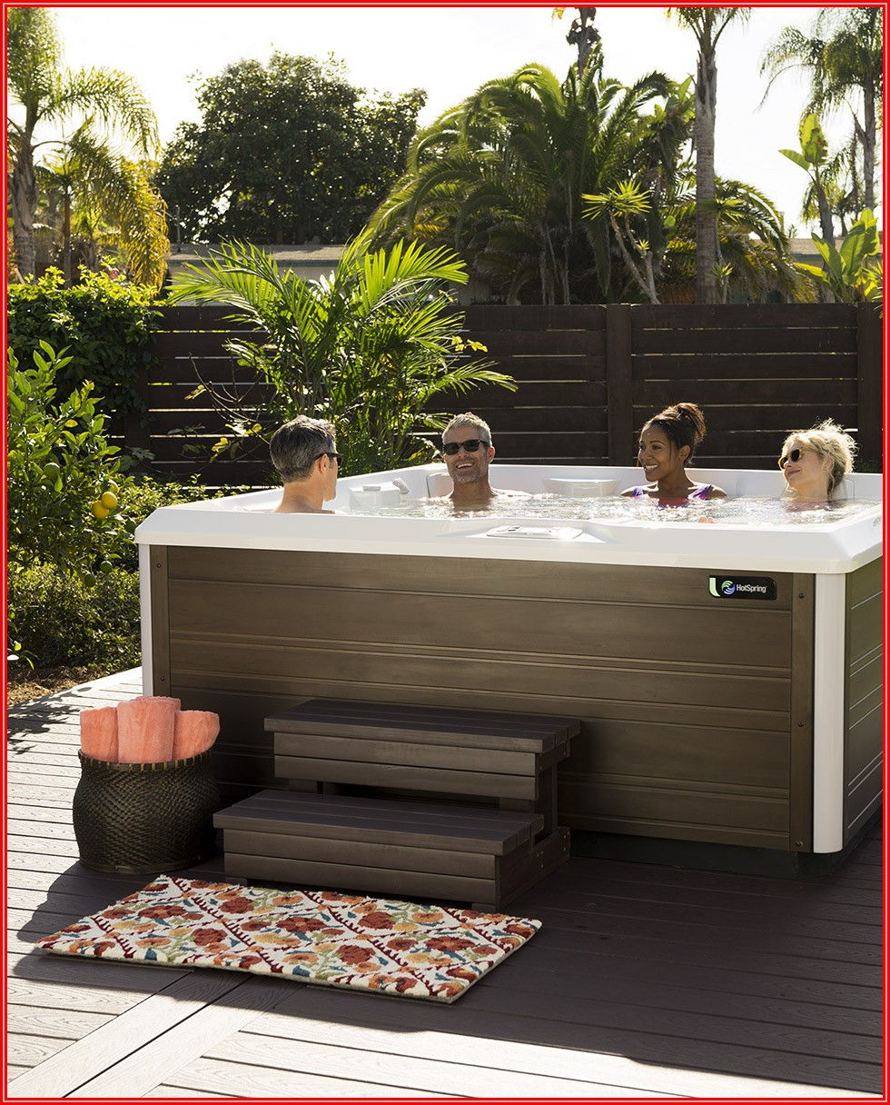 California Home Spas And Patio