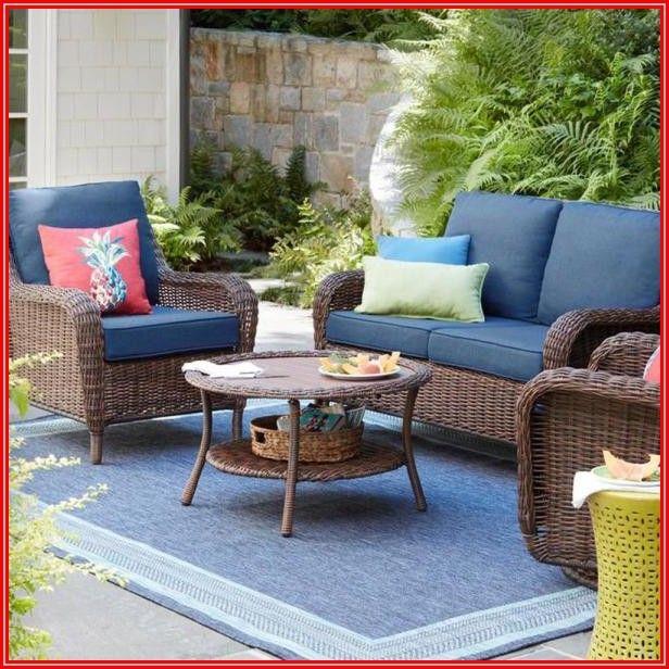 Cambridge Brown Wicker Patio Furniture