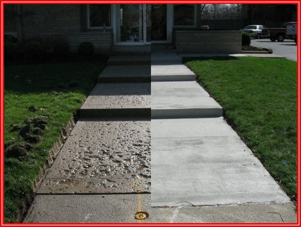 Can A Concrete Patio Be Resurfaced