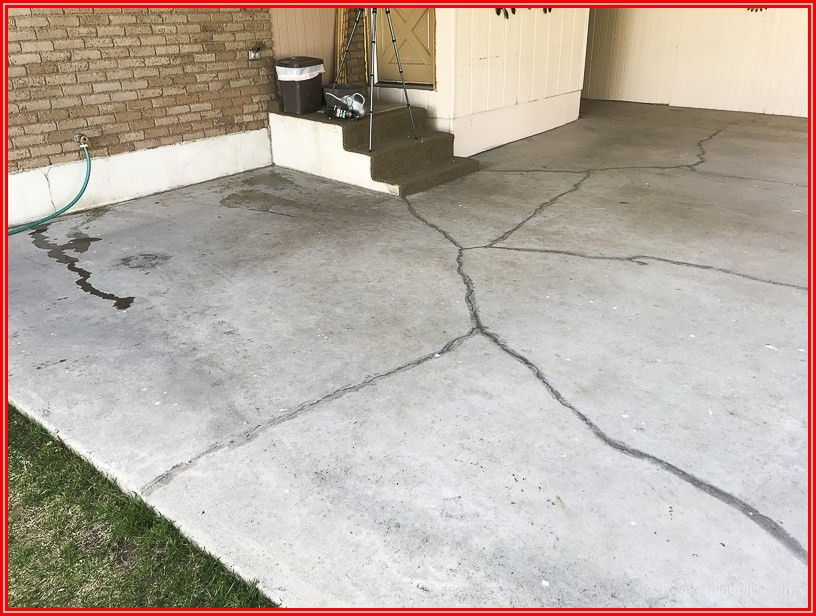 Can I Paint A Concrete Patio
