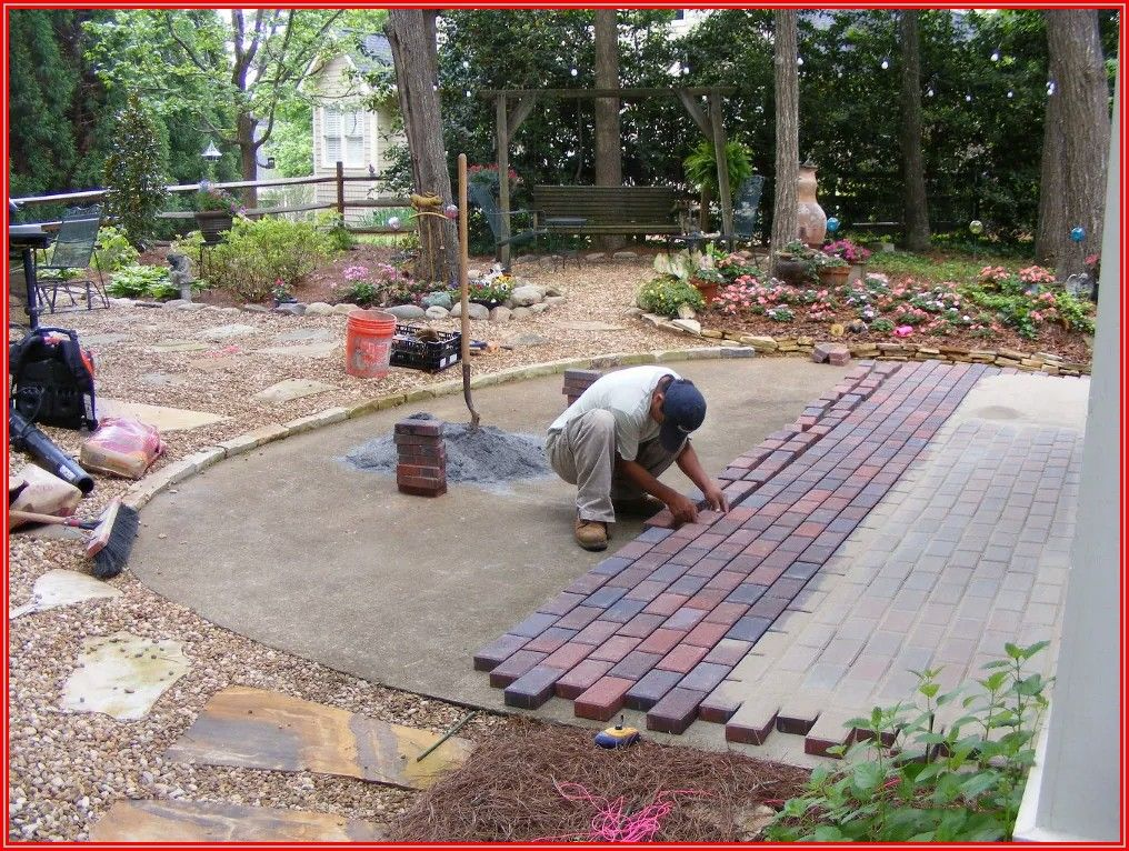 Can You Put Patio Pavers Over Concrete