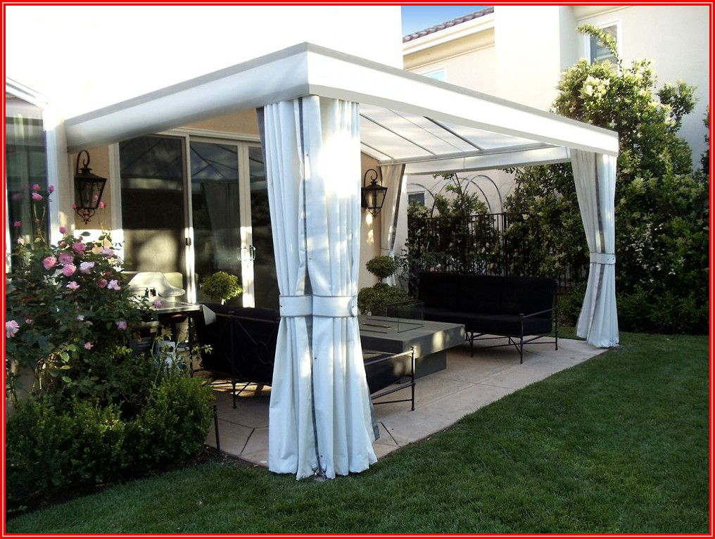 Canvas Drapes For Patio