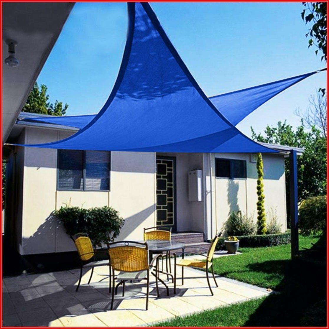 Canvas Patio Shade Sails