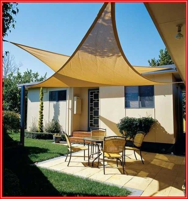 Canvas Sails For Patios