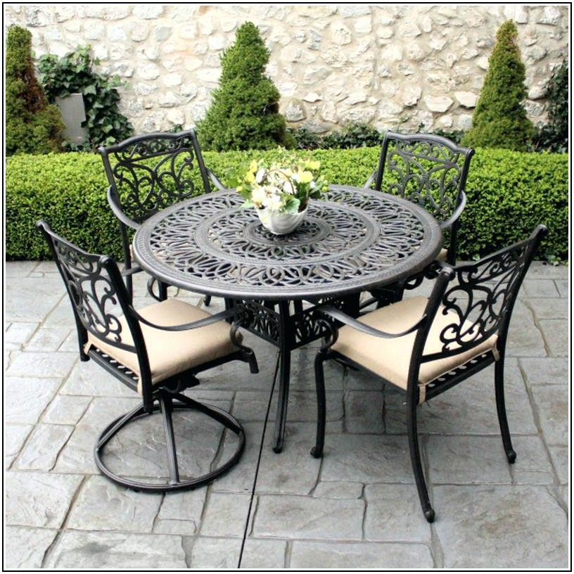 Cast Aluminum Vs Cast Iron Patio Furniture