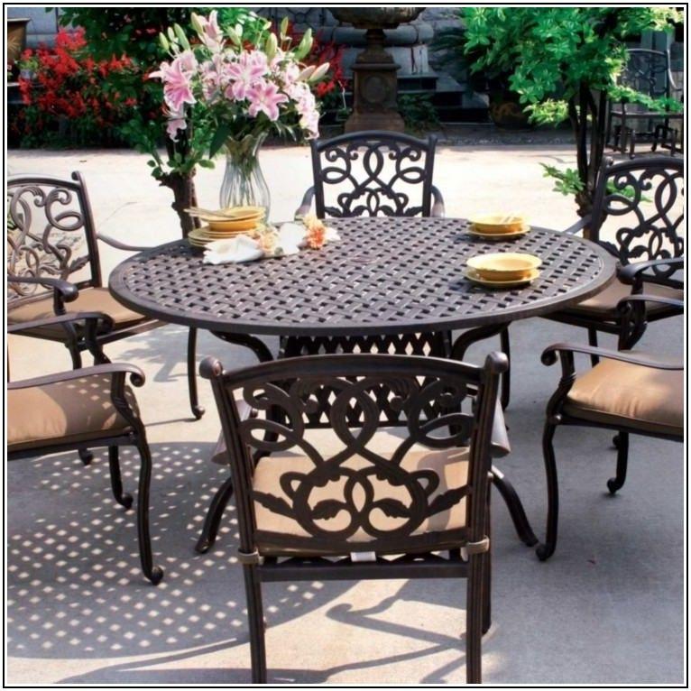 Cast Iron Aluminum Patio Furniture