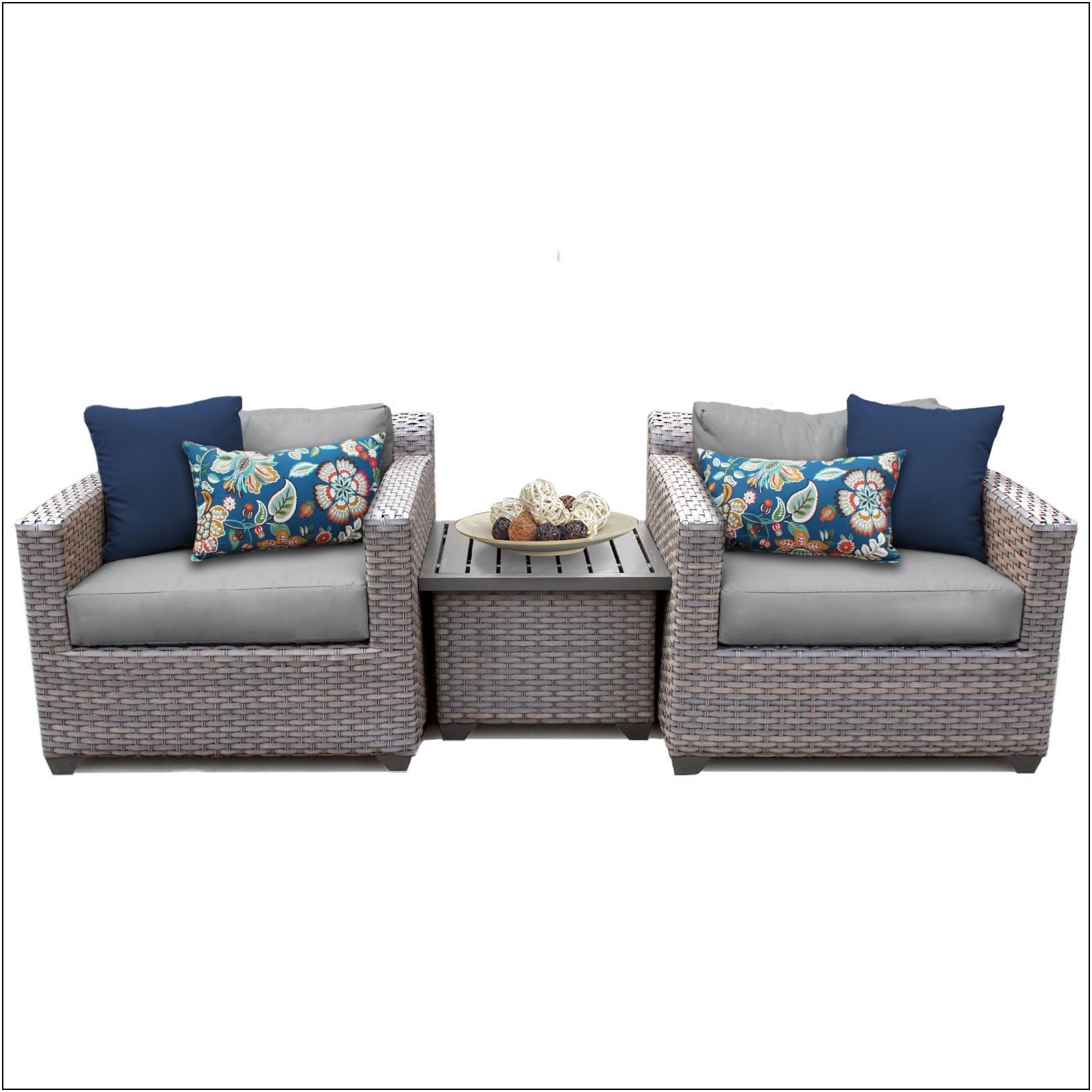 Catalina Wicker Patio Furniture
