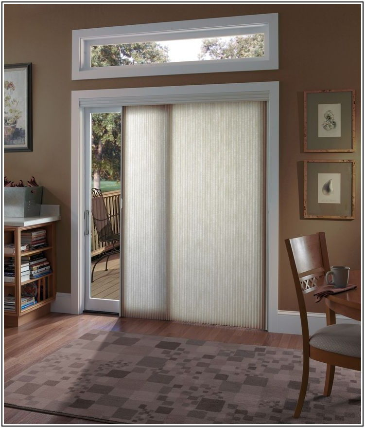 Cellular Shades For Sliding Patio Doors