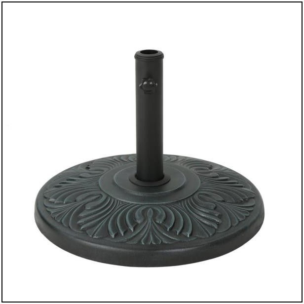 Cement Patio Umbrella Base