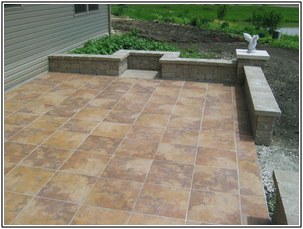 Ceramic Tile For Outside Patio