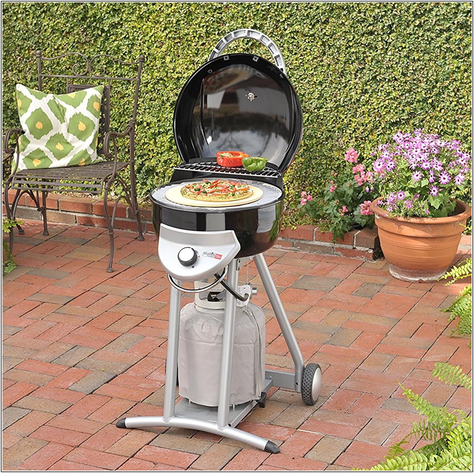 Char Broil Infrared Patio Bistro Gas Grill