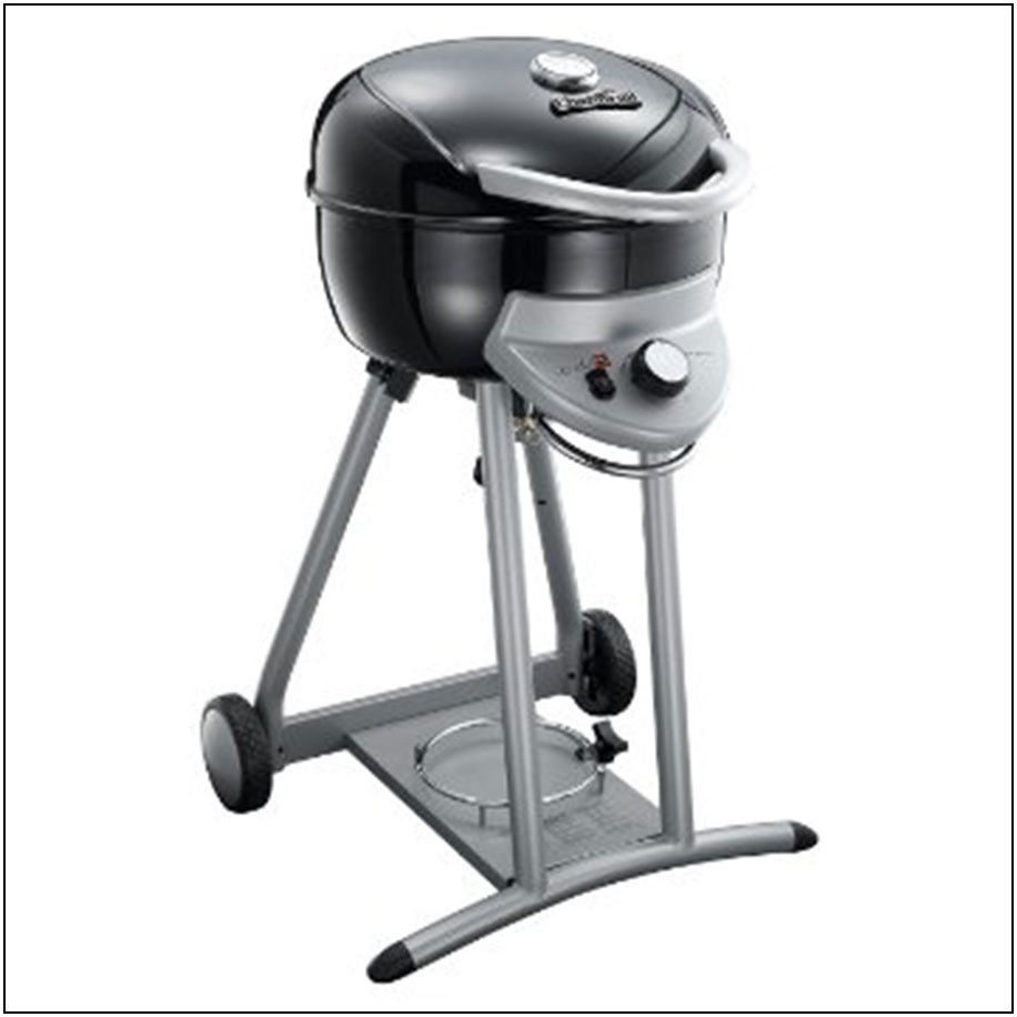 Char Broil Patio Bistro 240 Electric Grill Manual