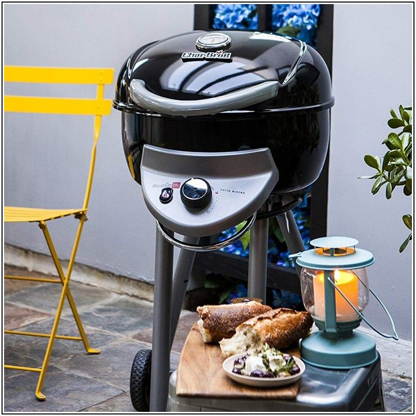 Char Broil Patio Bistro 240 Gas Grill