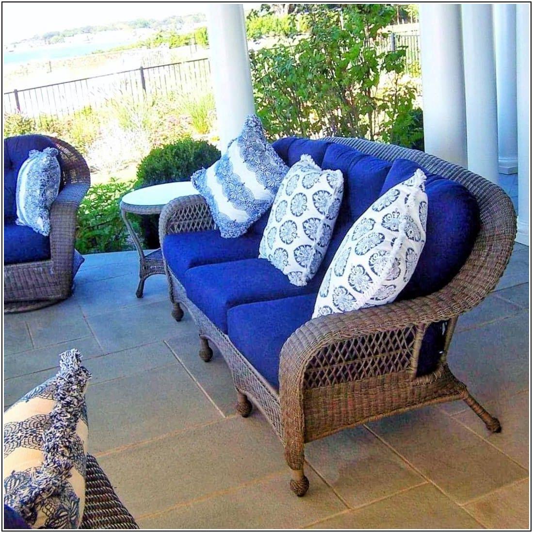 Charleston Wicker Patio Furniture
